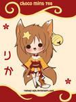 Rika - Fox Girl by Tsubaki-Akia