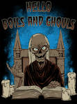 Hello Boils and Ghouls