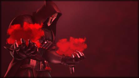 Overwatch: Reaper by munstacat0