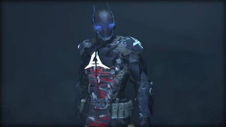 Arkham Knight by munstacat0