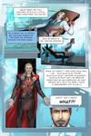 Frostiron, comics