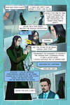 Frostiron, comics, page 6 by ktrew
