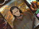 Loki/poster redraw by ktrew