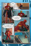 Frostiron, comic, page 25 by ktrew
