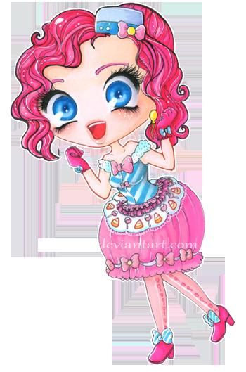 MLP:FiM Pinkie Pie by Daemla