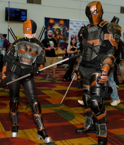 Deathstroke cosplay by lucylu001 ... & Deathstroke cosplay by lucylu001 on DeviantArt