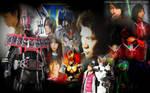Kamen Rider W and Decade