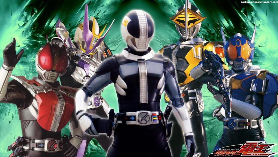 Kamen Rider Den O Logo Kamen Rider Den-O by