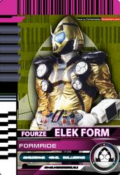 Form Ride Elek by YorkeMaster