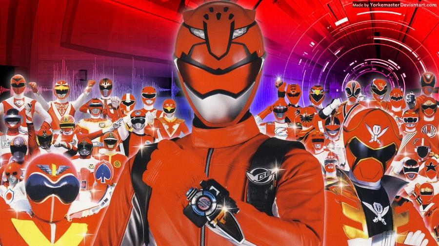 Super Sentai by YorkeMaster