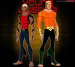 Young Justice: Aquaman and Aqualad