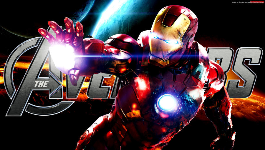 The Avengers: Iron Man by YorkeMaster on DeviantArt