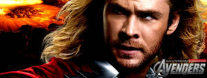 The Avengers: Thor Facebook Banner by YorkeMaster