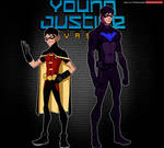 Young Justice: Robin and Nightwing