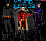 Young Justice: Batman Family