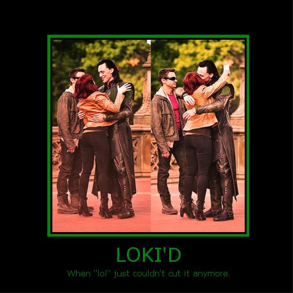 Loki by YorkeMaster