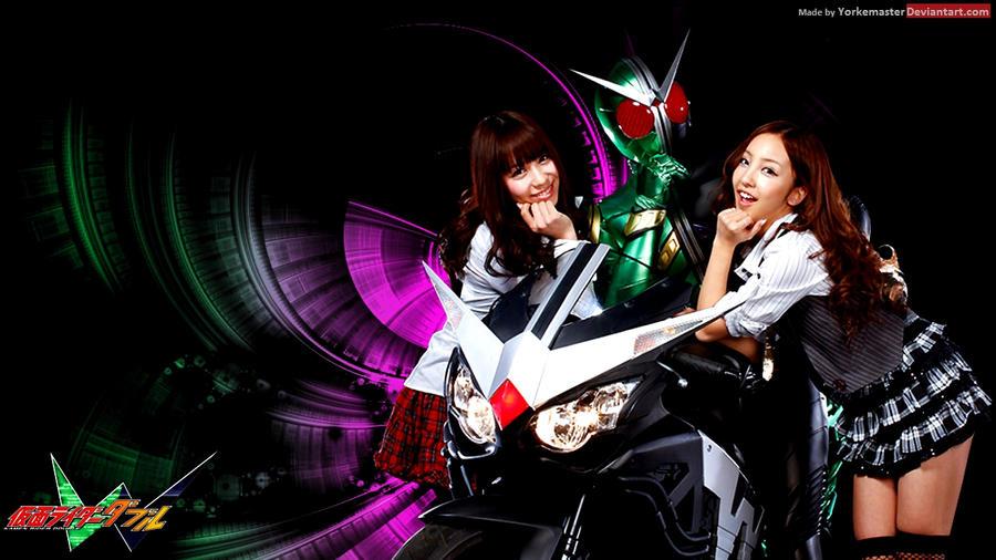 Kamen Rider W by YorkeMaster