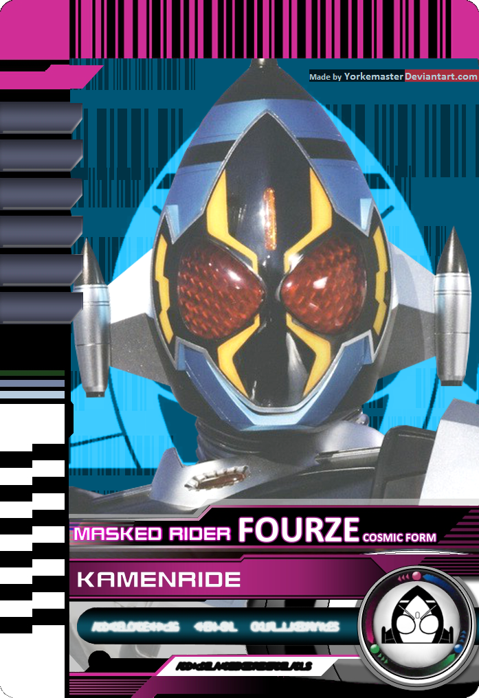 Final Kamenride Fourze by YorkeMaster