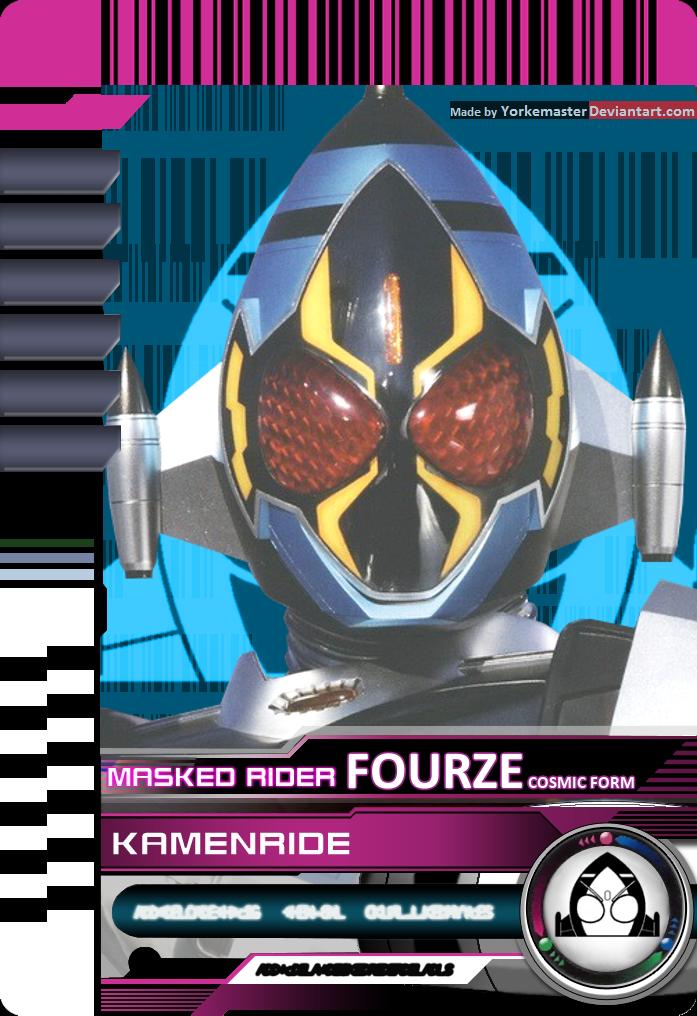 Final Kamenride Fourze by YorkeMaster