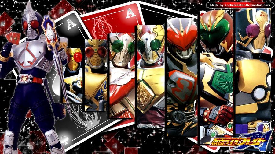Kamen Rider Blade by YorkeMaster on DeviantArt