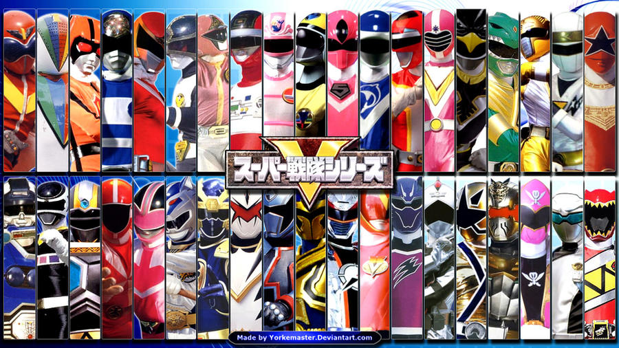 Pictures of Super Sentai Wallpaper - #rock-cafe