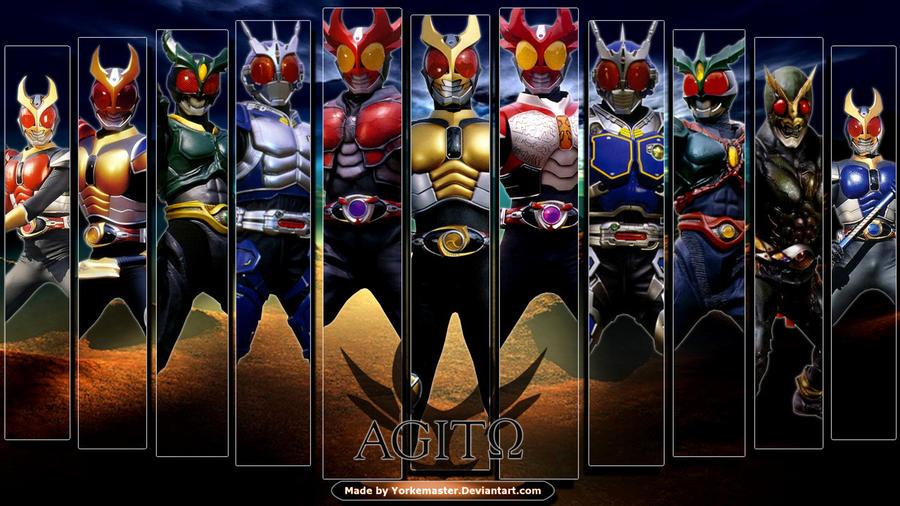Kamen Rider Agito Episode 01–51 [END] Subtitle Indonesia