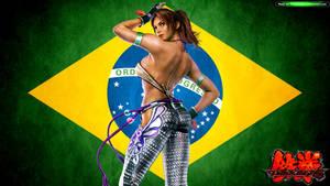 Tekken 6 Christie Monteiro