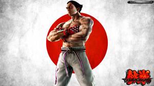 Tekken 6 Kazuya Mishima