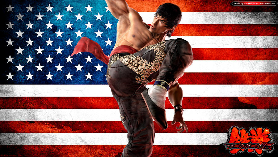 Tekken 6 Marshall Law By YorkeMaster