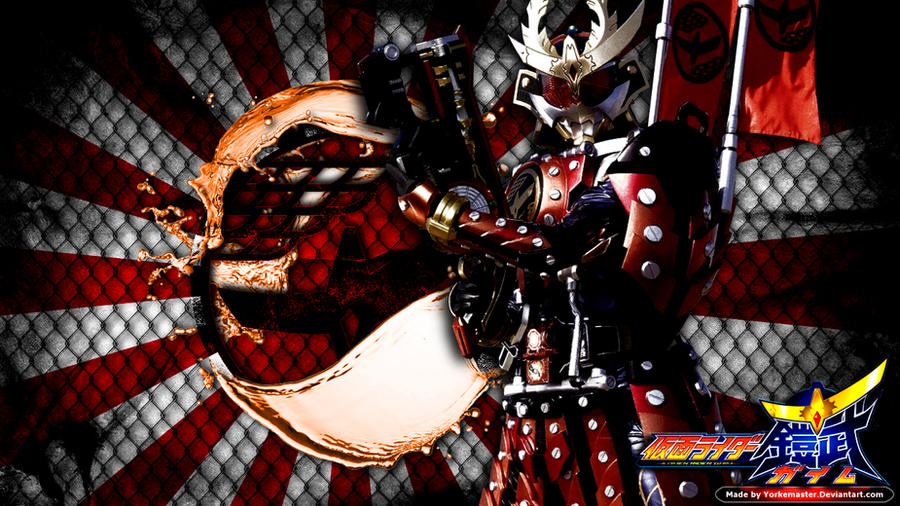 Kamen Rider Gaim Kachidoki Arms by YorkeMaster on DeviantArt