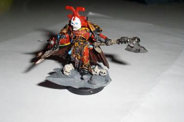 Korgha the skulltaker by SadlyLover