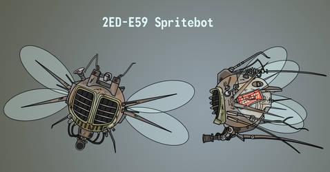 2ED-E59 by SadlyLover