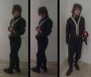 Vault Dweller cosplay