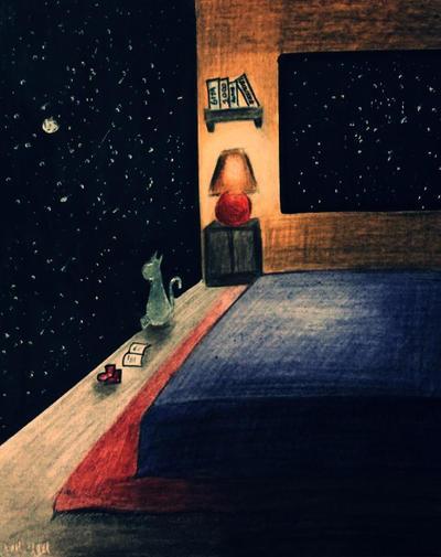 mi espacio by tothemo0nandback