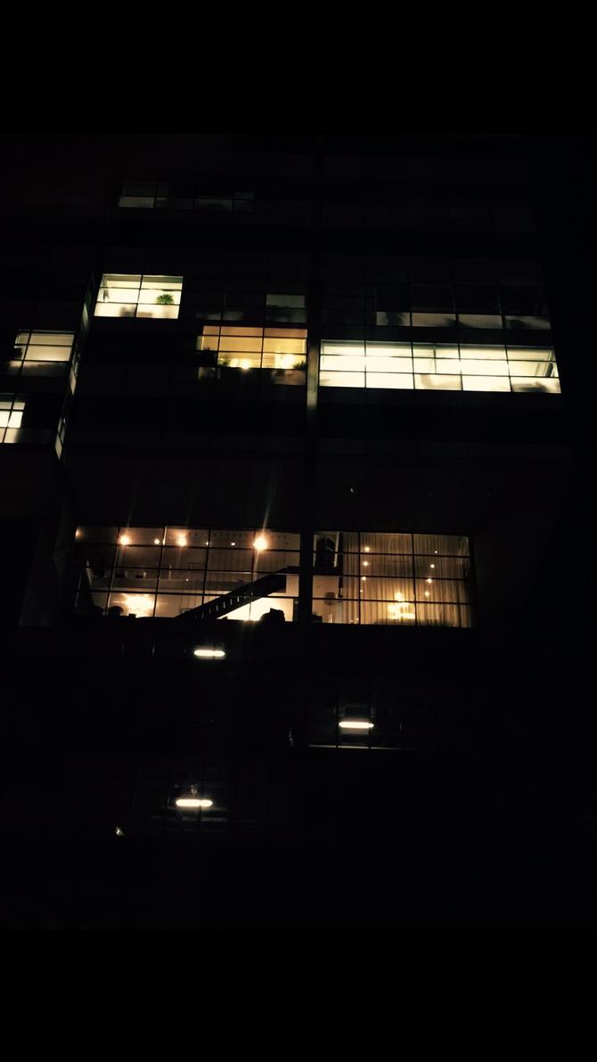 lights by tothemo0nandback