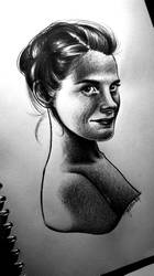 Louise Brealey by AlexSpooky