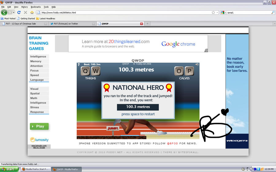 Qwop win by akuya kyuubi on deviantart qwop win by akuya kyuubi ccuart Image collections