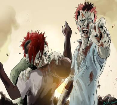 Zombie Klayton + Bret