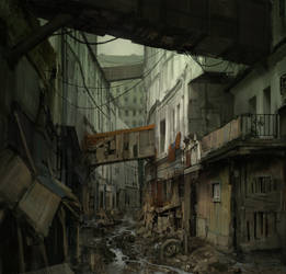 Streets by fightpunch