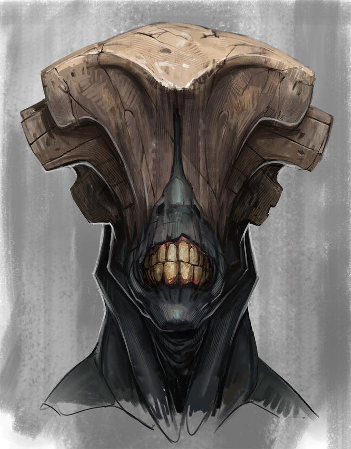 Bonehead by fightpunch