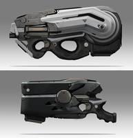 Guns by fightpunch