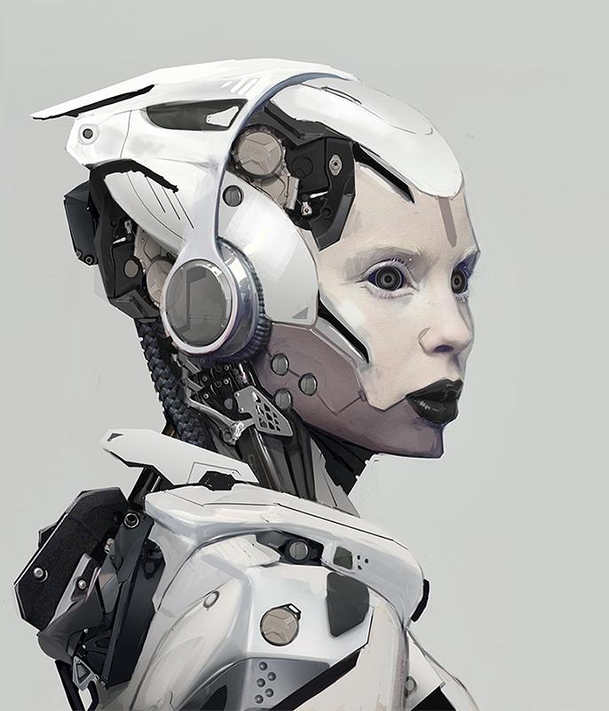 Cyborg by fightpunch