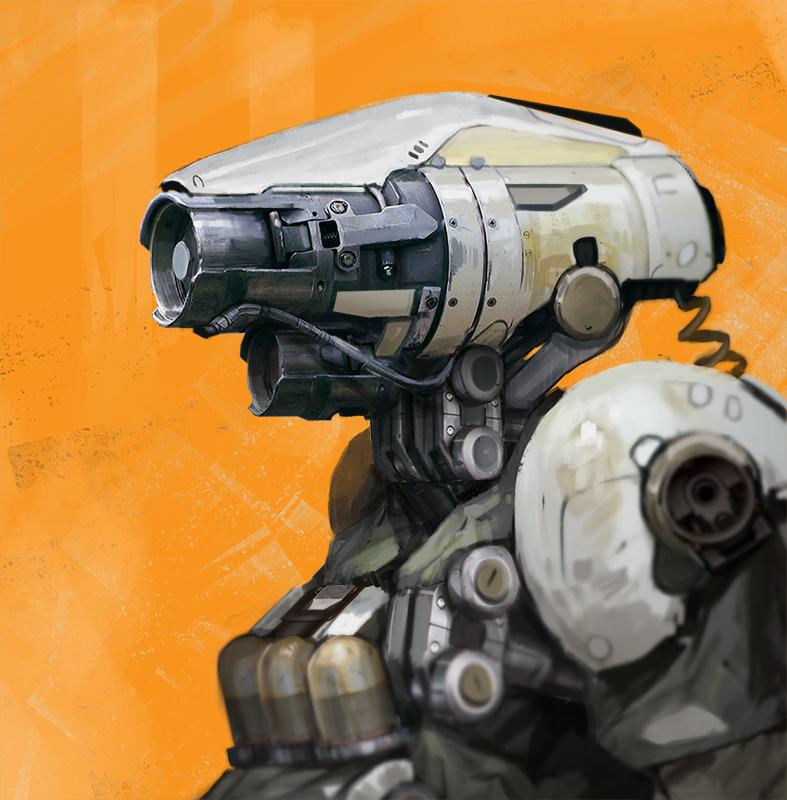 Bot3 by fightpunch