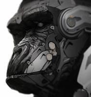 Gorilla by fightpunch