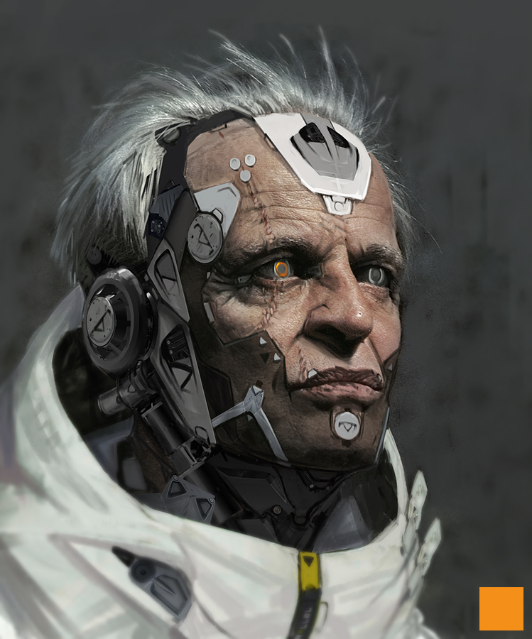 Kinski by fightpunch