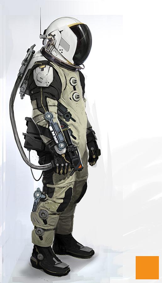Space By Fightpunch On Deviantart