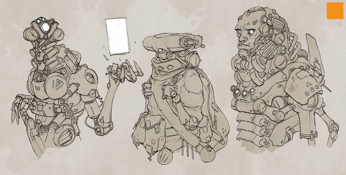 Cyborg Development 3