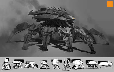 Mechs by fightpunch