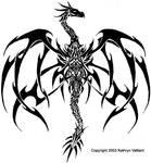 Dragon Tattoo design 1