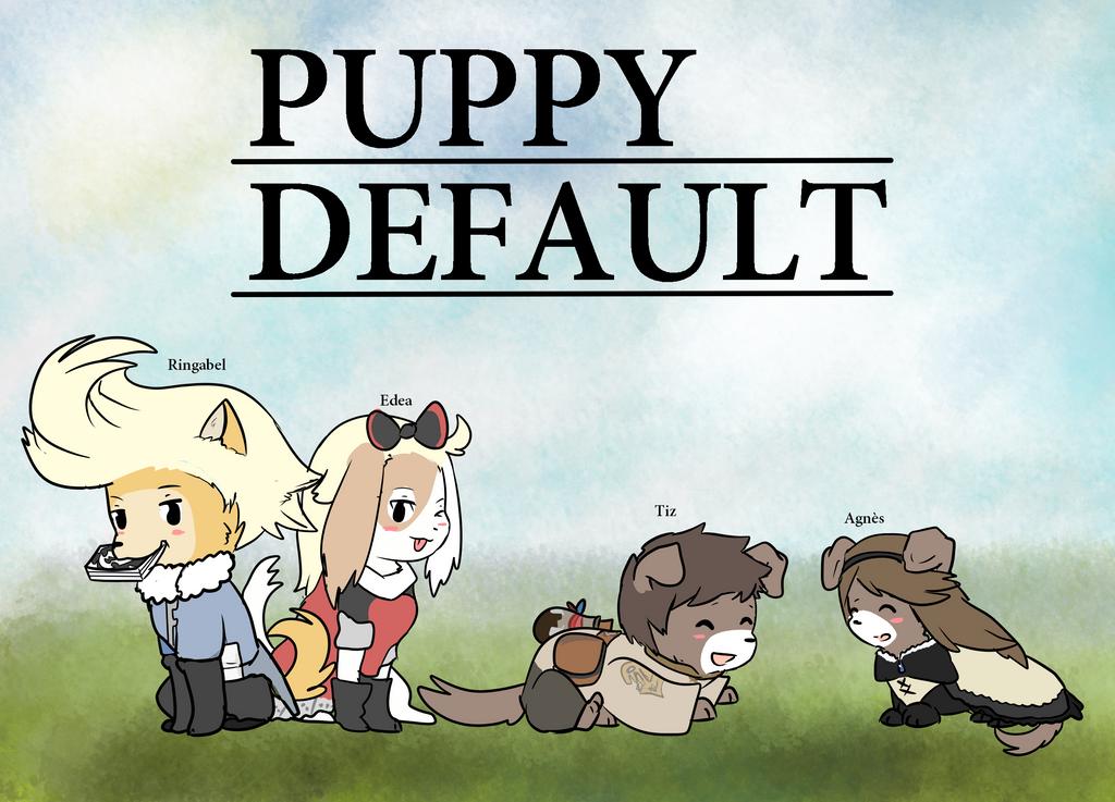 Puppy Default by Windaura